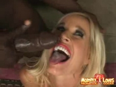 Tabitha felt and neglected: she was smoking hot also she needed dick on a constant basis. Her husband couldnt help her, and when he wasnt around she found 10 inches of Black cock that could. This stud pounds her snatch until she has tired, out of breath, also spermed on!video